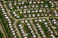 Sub dividing property